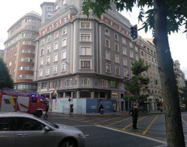 Los 21 desalojados del edificio de Isabel II se encuentran en buen estado y solo 4 han sido realojados en un hotel