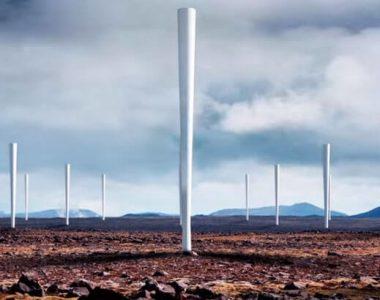 La nueva energía eólica. Sin aspas, sin ruido y sin matar aves